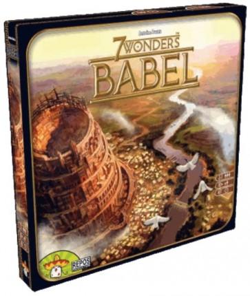 7 Wonders: Babel (espansione)