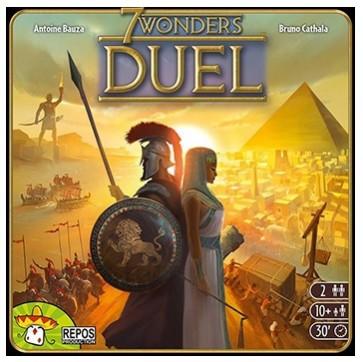 7 Wonders Duel + Promo MESSE