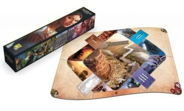 7 Wonders Playmat