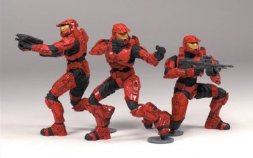 [R] Halo Heroic Coll S.1 RED TEAM 3-PCK (Halo)