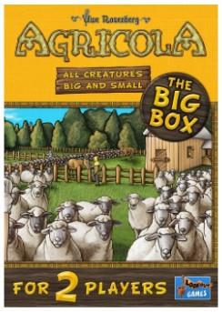 Agricola - Tutte le creature grandi e piccole BIG BOX in italiano