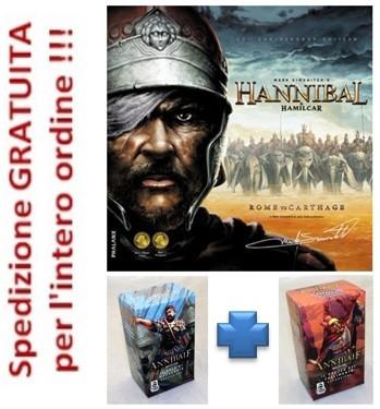 Annibale e Amilcare Roma Vs Cartagine + 2 espansioni