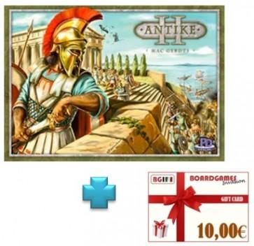 Antike II con buono prossimo acquisto