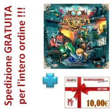 Arcadia Quest con buono prossimo acquisto