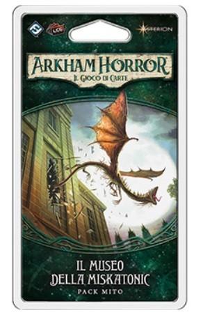 Arkham Horror LCG Il museo della Miskatonic