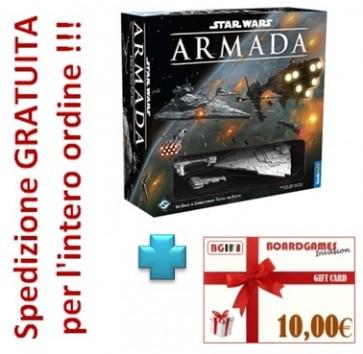 Star Wars Armada in italiano con buono prossimo acquisto