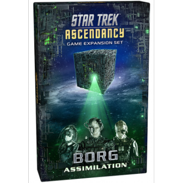Star Trek: Ascendancy - Borg Assimilation