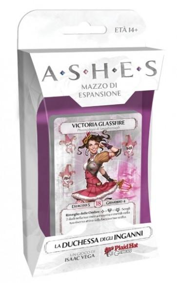 Ashes - La Duchessa degli Inganni