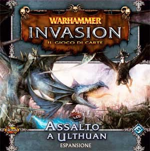 WARHAMMER LCG INVASION: ASSALTO A ULTHAN
