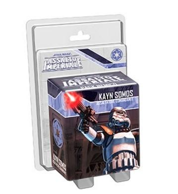 Assalto Imperiale Kayn Somos