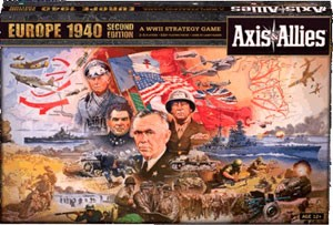 Axis & Allies Europe 1940 - second edition
