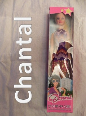 Bambola Chantal