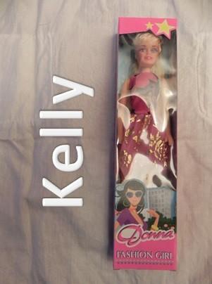 Bambola Kelly