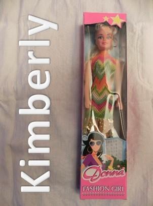 Bambola Kimberly