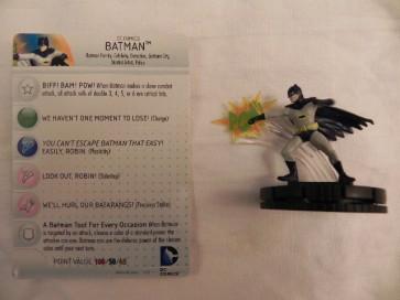 Batman - Batman Heroclix Serie Classica
