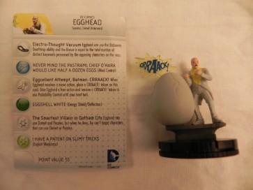 Egghead - Batman Heroclix Serie Classica