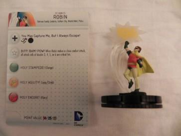 Robin - Batman Heroclix Serie Classica