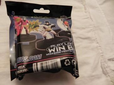 Una miniatura RANDOM - Batman Heroclix Serie Classica