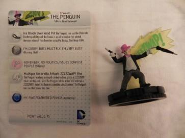 The Penguin - Batman Heroclix Serie Classica