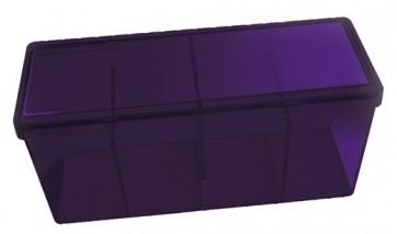 Dragon Shield - BOX 4 SPAZI - PURPLE