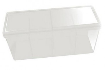 Dragon Shield - BOX 4 SPAZI - WHITE
