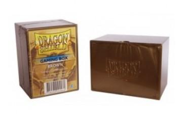 Dragon Shield - GAMING BOX - BROWN