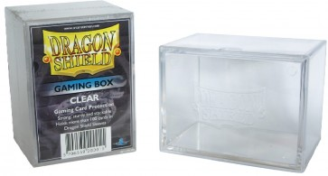 Dragon Shield - GAMING BOX - CLEAR