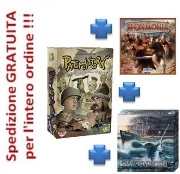 Patchistory + Hexemonia + Swordfish