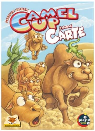 Camel Up gioco di carte