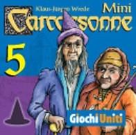 Carcassonne - Mini espansioni - Il mago e la strega