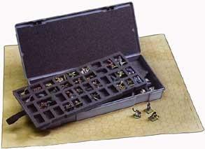 Storage Box Large - 25mm Miniatures (80)