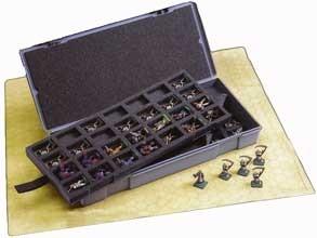 Storage Box Medium - 25mm Miniatures (56)