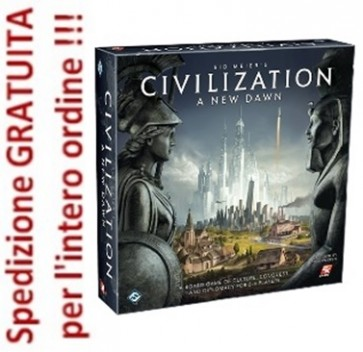 Sid Meier's Civilization Una nuova alba in italiano