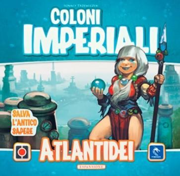Coloni Imperiali - Espansione Atlantidei