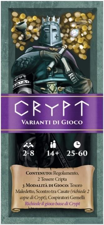 Crypt varianti di gioco in italiano