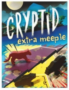 Cryptid - Set di Token Orso e Puma