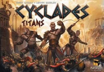 Cyclades Titans (Espansione)