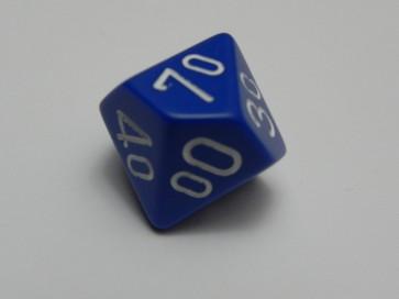 Dado Opaco Blu- D10%