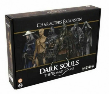 Dark Souls KICKSTARTER Espansione Characters in inglese SOTTOCOSTO !!!