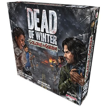 Dead of Winter - Colonie in guerra