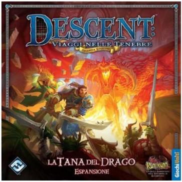 Descent II - La Tana del Drago