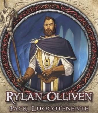 Descent Mini - Luogotenenti - Rylan Olliven
