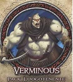 Descent Mini - Luogotenenti - Verminous