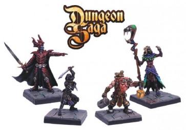 Dungeon Saga Heroes of Mantica