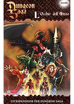 Dungeon Saga L'occhio dell'abisso