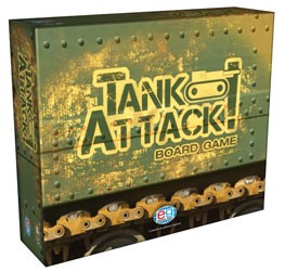 TankAttack! Board Game