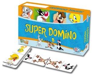 Super Domino - Looney Tunes