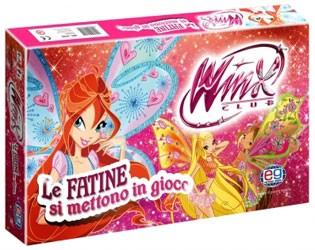 Winx Club - Il Gioco da Tavolo