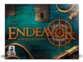 Endeavor - Le Rotte dell'impero
