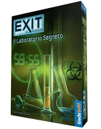 Exit Il laboratorio segreto